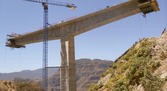 PUENTE BOTIJAS – Autopista Durango-Mazatlán