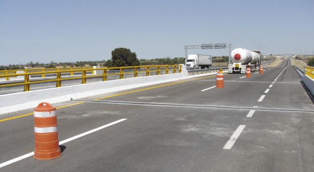 Juntas Autopista León – Salamanca – Guanajuato